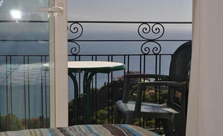 doppia balcone vista